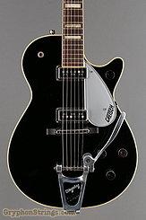 2006 Gretsch Guitar Duo Jet (Black G6128T Reissue) Image 8