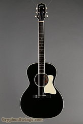 2014 Collings Guitar C10 Custom, Black top, Dog Hair Finish