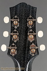 2014 Collings Guitar C10 Custom, Black top, Dog Hair Finish Image 11