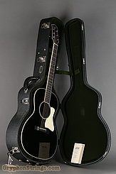 2014 Collings Guitar C10 Custom, Black top, Dog Hair Finish Image 15