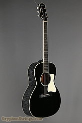 2014 Collings Guitar C10 Custom, Black top, Dog Hair Finish Image 2