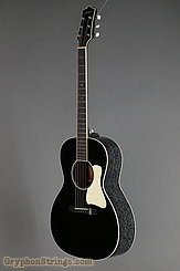 2014 Collings Guitar C10 Custom, Black top, Dog Hair Finish Image 6