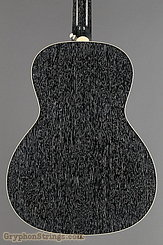 2014 Collings Guitar C10 Custom, Black top, Dog Hair Finish Image 9