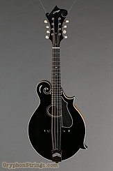 Collings Mandolin MF O, Black Gloss top, Ivoroid binding, pickguard NEW Image 1