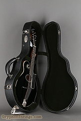 Collings Mandolin MF O, Black Gloss top, Ivoroid binding, pickguard NEW Image 12