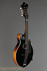 Collings Mandolin MF O, Black Gloss top, Ivoroid binding, pickguard NEW Image 2