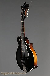 Collings Mandolin MF O, Black Gloss top, Ivoroid binding, pickguard NEW Image 6