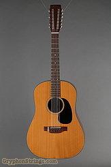 1971 Martin Guitar D12-20