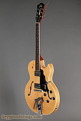 c.2000 Guild Guitar SF-3 Blonde (Starfire III) Image 6