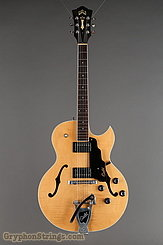 c.2000 Guild Guitar SF-3 Blonde (Starfire III) Image 7