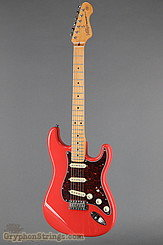 Vintage Guitar V6MFR Reissued Firenza Red NEW