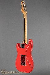 Vintage Guitar V6MFR Reissued Firenza Red NEW Image 3