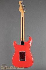 Vintage Guitar V6MFR Reissued Firenza Red NEW Image 4