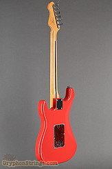 Vintage Guitar V6MFR Reissued Firenza Red NEW Image 5