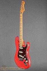 Vintage Guitar V6MFR Reissued Firenza Red NEW Image 6