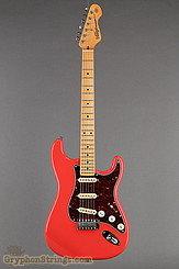 Vintage Guitar V6MFR Reissued Firenza Red NEW Image 7