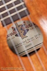 2003 Kamaka Ukulele HF-2 Image 12
