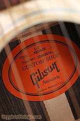2013 Gibson Guitar L-2 Tribute, Custom Shop Image 14