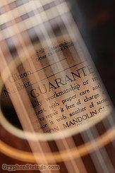 1920 Gibson Mandolin A Brown Top Image 14