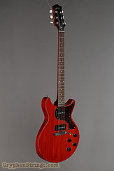 2013 Collings Guitar 290 DC Cherry Red Image 2