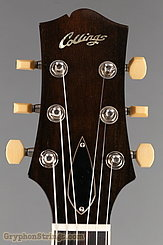 Collings Guitar I-35 LC, Jet Black, Aged, ThroBak pickups NEW Image 10