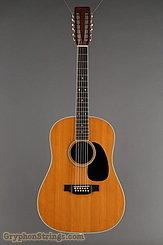 1970 Martin Guitar D12-35 Image 7