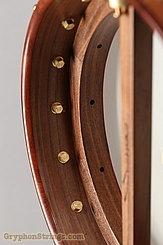 "Waldman Banjo Wood-O-Phone Walnut 12"" NEW Image 11"
