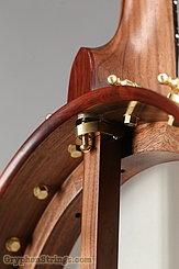"Waldman Banjo Wood-O-Phone Walnut 12"" NEW Image 9"