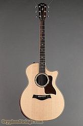 Taylor Guitar 814ce DLX, V-Class NEW Image 7