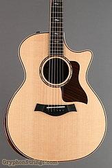 Taylor Guitar 814ce DLX, V-Class NEW Image 8