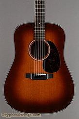 Martin Guitar D-18, Ambertone  NEW Image 8