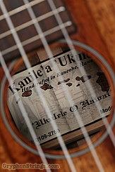 2009 Kanile'a Ukulele K-2 SC Super Concert Image 13