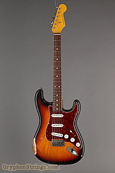 Nash Guitar S-63, 3 tone sunburst NEW