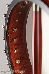 """Ome Banjo Wizard 12"""" Curly Maple 5 String NEW Image 11"""