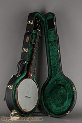"""Ome Banjo Wizard 12"""" Curly Maple 5 String NEW Image 16"""