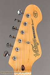 Vintage Guitar V6MSSB Reissued Sunset Sunburst NEW Image 10