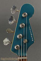 Nash Bass JB-63, Turquoise NEW Image 6