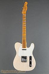 2019 Fender Guitar 1955 Telecaster Jrn/Cc Aged White Blonde