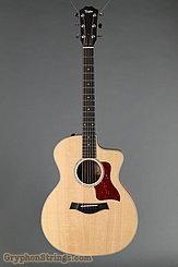 2017 Taylor Guitar 214ce-K DLX Image 1