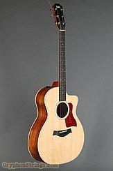 2017 Taylor Guitar 214ce-K DLX Image 2