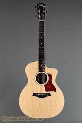 2017 Taylor Guitar 214ce-K DLX Image 7