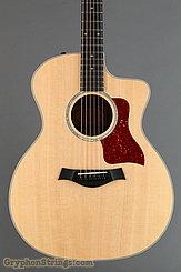 2017 Taylor Guitar 214ce-K DLX Image 8