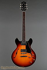 Collings Guitar I-35 LC, Tobacco Sunburst NEW Image 7
