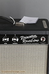2017 Fender Amplifier Princeton Reverb-Amp Limited Edition (Alessandro) Image 4