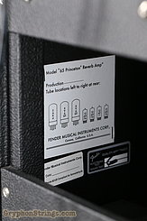 2017 Fender Amplifier Princeton Reverb-Amp Limited Edition (Alessandro) Image 5