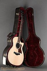 Taylor Guitar 814ce, V-Class NEW Image 22