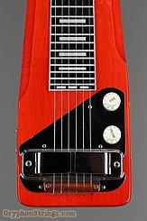 1961 Rickenbacker Guitar Electro 102 Fireglo Image 8