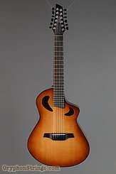 Veillette Guitar Terz 12, Tobacco burst NEW