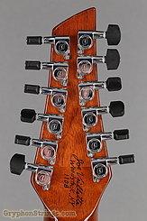 Veillette Guitar Terz 12, Tobacco burst NEW Image 11