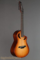 Veillette Guitar Terz 12, Tobacco burst NEW Image 2